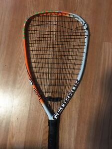 Gearbox Max 2 165Q Racquetball Racquet Hard to Find (USED - See Description)