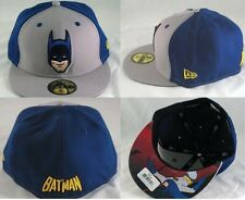 Gorra New Era Batman DEADSTOCK size 7 1/4 - UNWORNED ONLY 1