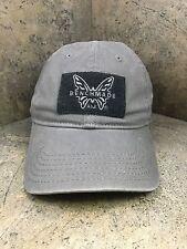 Benchmade Coyote GrayTactical Hat 50015-GRY Hook & Loop Closure