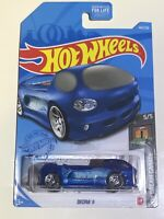 2021 Hot Wheels  G case Deora II Treasure Hunt #144/250 ~ 5/5 HW Dream Garage