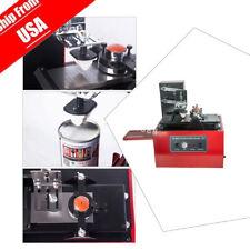 Electric Pad Printer Printing Machine Printing T-shirt Ball Pen Light USA Stock!