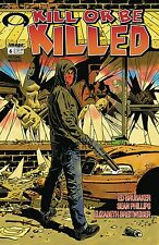 KILL OR BE KILLED 6 IMAGE TRIBUTE VARIANT WALKING DEAD NM