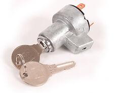 Top Quality Ignition Switch Barrel & Key 55-67, Wolfsburg West. VW Split Screen