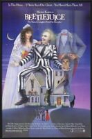 BEETLEJUICE - FRAMED MOVIE POSTER / PRINT (REGULAR STYLE)