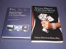 Teaching Co Great Courses  DVDs        FINANCIAL LITERACY           new  + BONUS