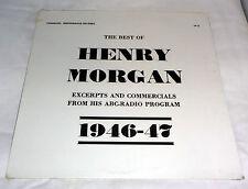 The Best of Henry Morgan: 1946-47 [Still Sealed Copy]