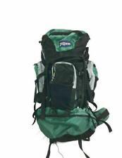 Jansport Rockies Green/Black Size 100L Backpacking Backpack