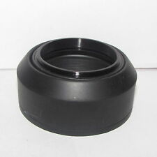 Used 52mm Collapsible Rubber Lens Hood Telephoto S107032