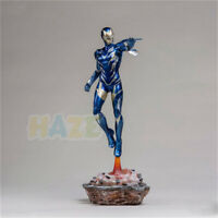 Movie Avengers Endgame Pepper Potts Iron Man PVC Action Figure Model Toy 22cm