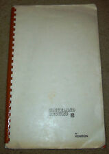 11/07/1988 Cleveland Browns @ Houston Oilers (Monday Night) Media Guide