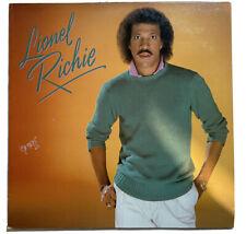 Lionel Richie - Self Titled - Original 1982 Vinyl LP Record Album - Motown