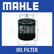 Mahle Oil Filter OC503 - Fits Citroen, Peugeot 3.0i - Genuine Part