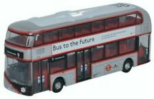 Oxford NNR003 New Routemaster London United 1/148
