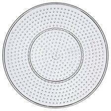 Placa De Ronda Clara Transparente Para Fusible Hama Cuentas 15 cm comprar 3 para 2