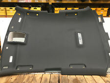 08-12 AUDI A3 S LINE ROOF LINING HEADLINING IN BLACK GENUINE 8P3867505