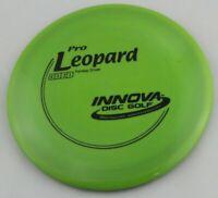 NEW Pro Leopard 175g Driver Green Innova Disc Golf at Celestial Discs