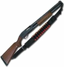 NEW ACE CASE 10 ROUND PADDED SHOTGUN AMMO SLING FOR MOSSBERG 500 - USA MADE