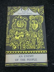 Enemy of the People, Henrik Ibsen trans Inger Lignell - VERY GOOD cond paperback