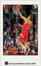 1994 Australia Basketball Card NBL Regular S1 Offensive Threat OT1 Andrew Gaze