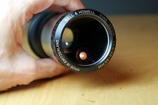 Hochlichtstarkes Bell & Howell Cine-Zoom f1.3 32-65mm, adaptiert Sony E-Mount