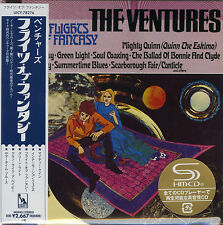 VENTURES-FLIGHTS OF FANTASY-JAPAN MINI LP SHM-CD Ltd/Ed G00