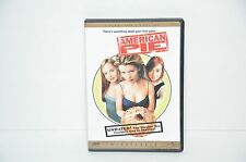 American Pie (DVD, 2003 Unrated Version)