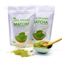 Organic Matcha Green Tea Powder Culinary and Ceremonial Grade