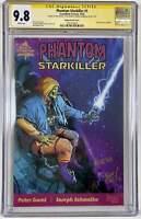 Phantom Starkiller #1 Ben Bishop Variant Signed CGC SS 9.8