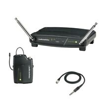 Audio-Technica ATW-901A/G System 9 VHF Wireless System AT-GcW Guitar Input Cable