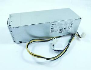 Dell 81VD0 Optiplex 3040 5040 7040 3650 SFF 180W PSU Power Supply