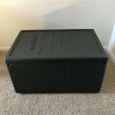 Cambro Epp180sw110 Gobox Food Pan Carrier Black 486 Qt