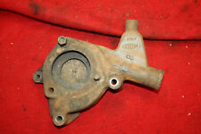 Triumph TR3 Water Pump Housing Assembly