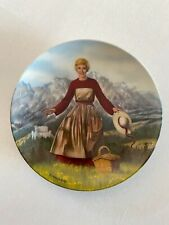 "Edwin M Knowles Collector 1st plate ""The Sound of Music""  1986"