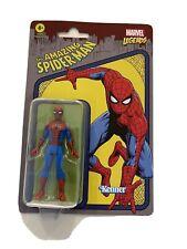 "Hasbro Marvel Legends Series the Amazing Spider-Man 3.75"" Action Figure (F2654)"