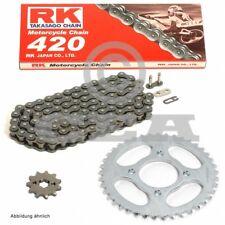 Kettensatz Honda ST 70 Dax 76-80 Kette RK 420 88 offen 15/35