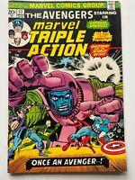 Marvel Triple Action #17 The Avengers Kang Vintage Marvel Comics