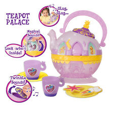 My Little Pony Children Kitchen Pretend Play Tea Party Teapot Palace Toy Playset