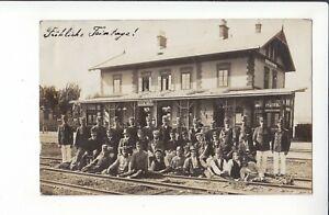 Hohenelbe,Bahnhof