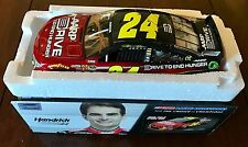 2013 Jeff Gordon AARP Drive To End Hunger SS Signed 1/24 Diecast Car W/COA