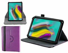 Navitech Purple Tablet Case For The Medion Lifetab X10311 NEW