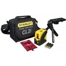 Stanley Cross Line Laser  laser level CL2I with Magnetic Pivot Bracket