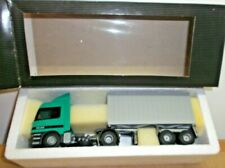 Tekno 1:50 Mercedes Benz 1835 Lorry Turquoise New Original Packaging
