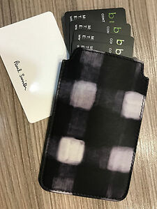 Paul Smith BUSINESS CARD HOLDER - Made in Italy