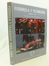 Formula 1 Yearbook 2003 by Domenjoz, Luc Hardback Book The Cheap Fast Free Post