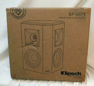 Klipsch Reference Premiere RP-402S Surround speakers- pair (Ebony)