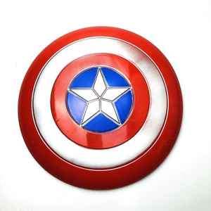 Captain America action figure shield Cosplay property gift toy for kids PVC 1/12