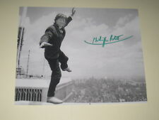 PHILIPPE PETIT Signed 8x10 MAN ON WIRE Photo AUTOGRAPH