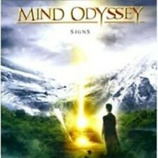 "MIND ODYSSEY ""SIGNS"" CD RE-RELEASE NEU"