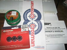 177 Copperhead Pellets Crossman Speed Loader Model66 and 760 Manual Accessories