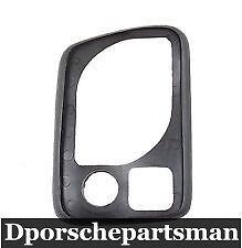 Porsche 911 / 912 / 930 Mirror Base Gasket For Power Window [ Left ] NEW #NS